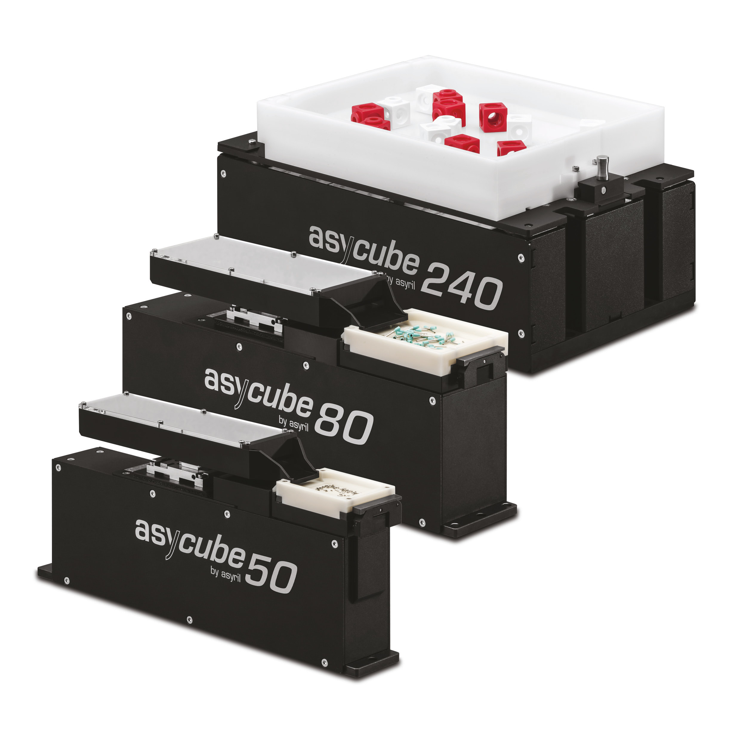 Asycube Flexible Feeder